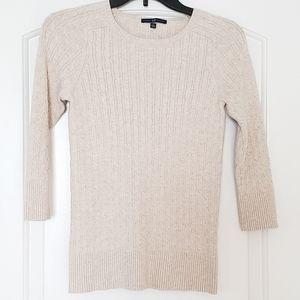 GAP 2/3 Sleeve Sweater